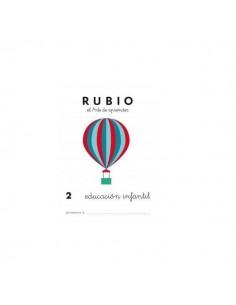 CUADERNO RUBIO PREESCOLAR 2