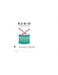 CUADERNO RUBIO PREESCOLAR 9