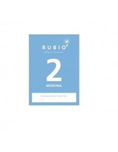 CUADERNO ESTIMULACION COGNITIVA MEMORIA 2 RUBIO