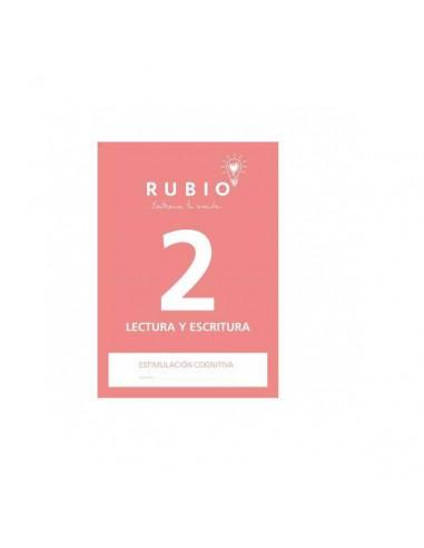 CUADERNO ESTIMULACION COGNITIVA LECTURA 2  RUBIO