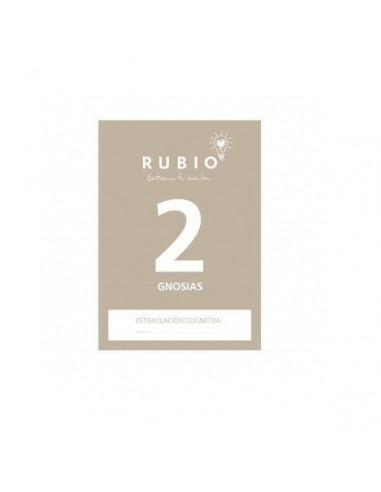CUADERNO ESTIMULACION COGNITIVA GNOSIAS 2 RUBIO