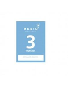 CUADERNO ESTIMULACION COGNITIVA MEMORIA 3 RUBIO