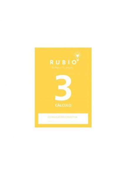 CUADERNO ESTIMULACION COGNITIVA CALCULO 3 RUBIO