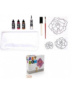 KIT DE MANUALIDADES ART BOX ALPINO SILK