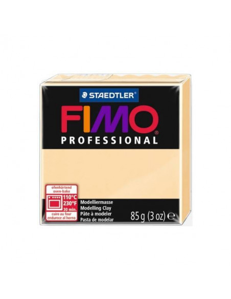 FIMO PROFESSIONAL 85GR CHAMPAGNE