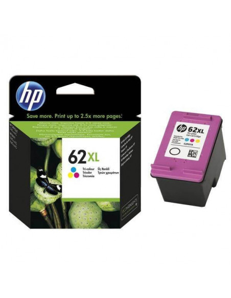 CARTUCHO HP 62XL COLOR (C2P07AE)