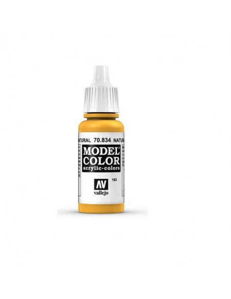 MODELCOLOR TRANSPARENTE COLOR MADERA NATURAL (183) 17ML.