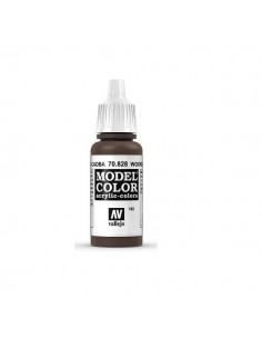 MODELCOLOR TRANSPARENTE COLOR MADERA CAOBA (182) 17ML.