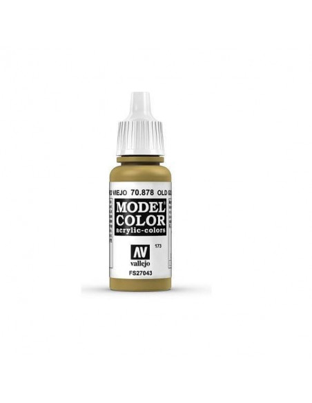 MODELCOLOR METALLIC ORO VIEJO (173) 17ML.