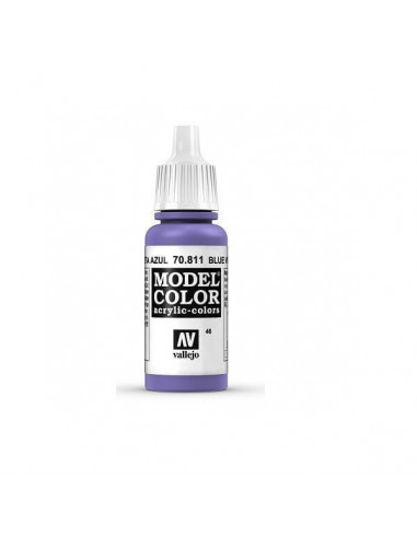 MODELCOLOR MATT VIOLETA AZUL (46) 17ML.