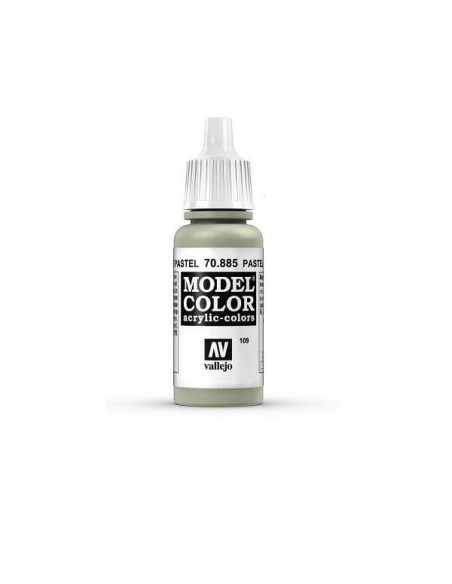 MODELCOLOR MATT VERDE PASTEL (109) 17ML.