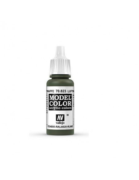 MODELCOLOR MATT ALEMÁN CAM. LUFTWAFFE 17ML.