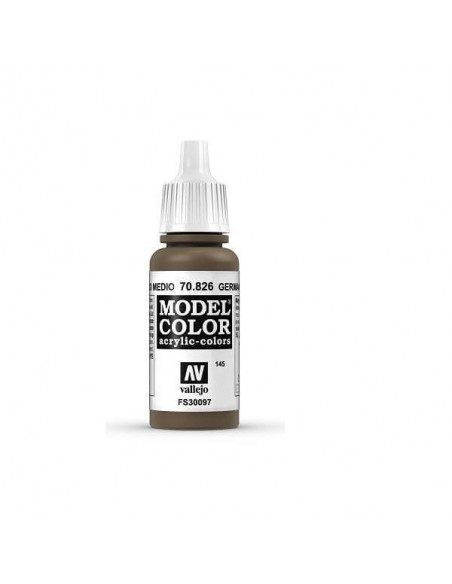 MODELCOLOR MATT ALEMÁN CAM. PARDO MEDIO 17ML.
