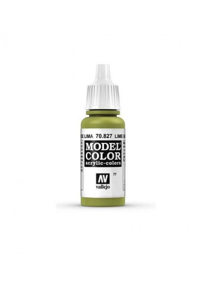 MODELCOLOR MATT VERDE LIMA (77) 17ML.