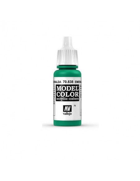 MODELCOLOR MATT ESMERALDA 17ML.