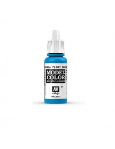 MODELCOLOR MATT AZUL ANDREA 17ML.
