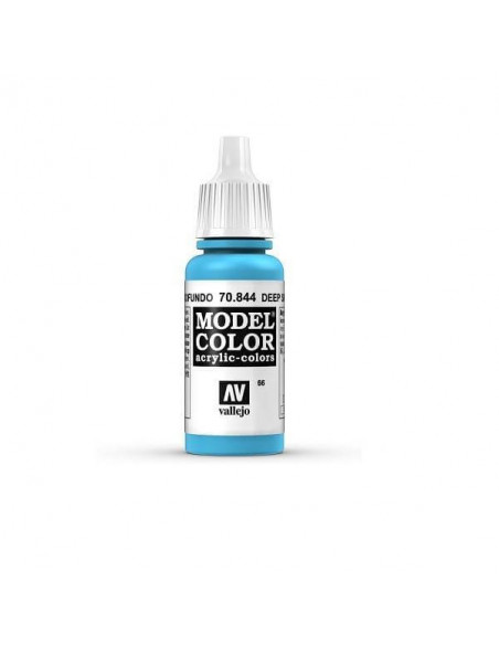 MODELCOLOR MATT AZUL PROFUNDO 17ML.