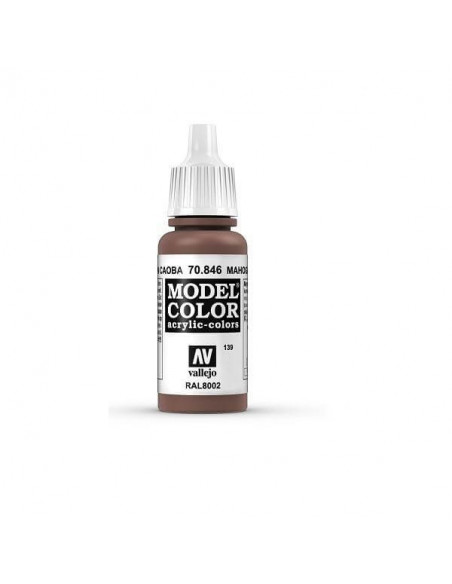 MODELCOLOR MATT MARRÓN CAOBA 17ML.
