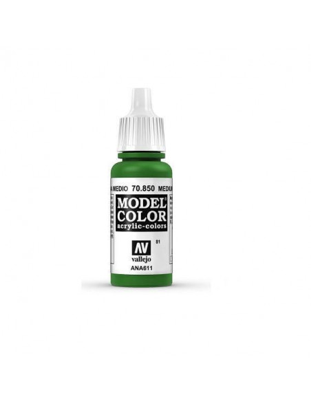 MODELCOLOR MATT OLIVA MEDIO 17ML.