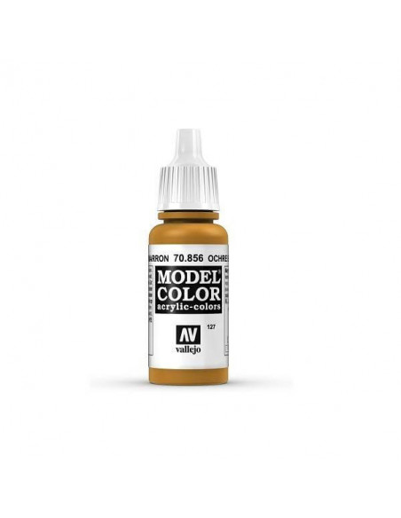 MODELCOLOR MATT OCRE MARRÓN 17ML.