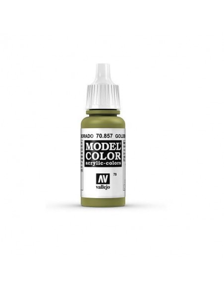 MODELCOLOR MATT OLIVA DORADO 17ML.