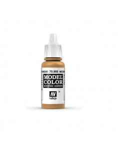 MODELCOLOR MATT CARNE MEDIO 17ML.