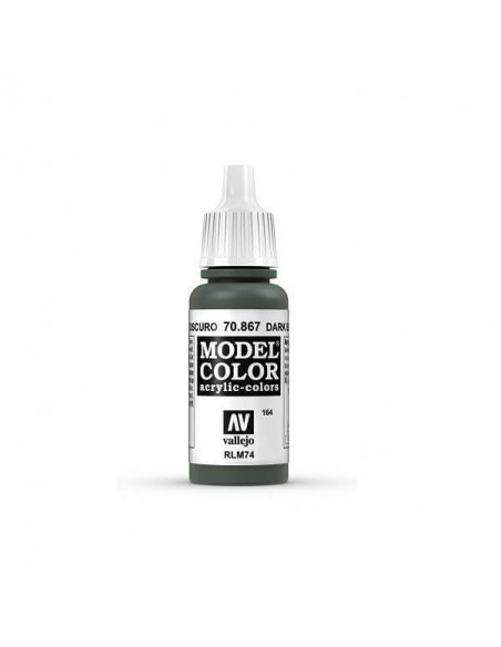 MODELCOLOR MATT AZUL GRIS OSCURO 17ML.