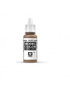 MODELCOLOR MATT MARRÓN BEIGE 17ML.
