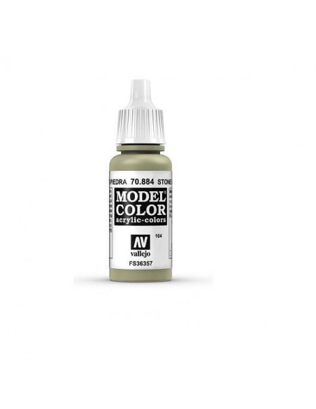 MODELCOLOR MATT GRIS PIEDRA 17ML.
