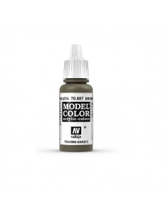 MODELCOLOR MATT MARRÓN VIOLETA 17ML.