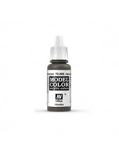 MODELCOLOR MATT MARRÓN OLIVA 17ML.