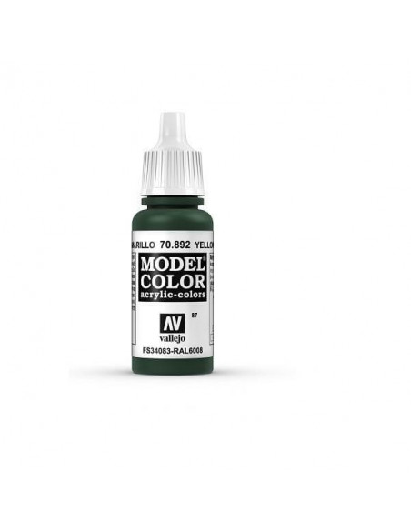 MODELCOLOR MATT OLIVA AMARILLO 17ML.
