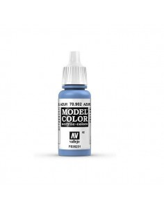 MODELCOLOR MATT AZUL AZUR (62) 17ML.