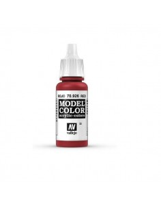 MODELCOLOR MATT ROJO (33) 17ML.