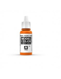 MODELCOLOR TRANSPARENTE COLOR NARANJA (185) 17ML.