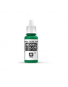 MODELCOLOR TRANSPARENTE VERDE (188) 17ML