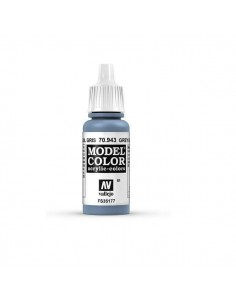 MODELCOLOR MATT AZUL GRIS (61) 17ML.