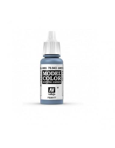 MODELCOLOR MATT AZUL GRIS (61) 17ML.