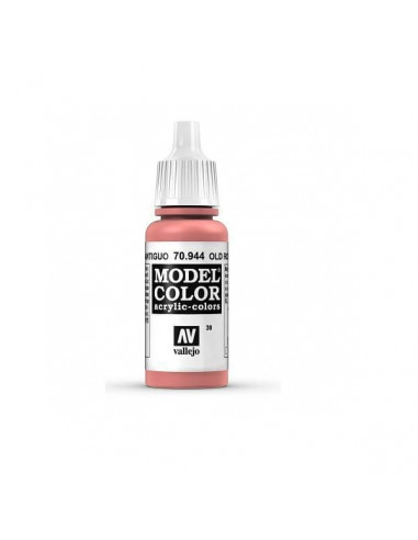 MODELCOLOR MATT ROSA ANTIGUO (39) 17ML.