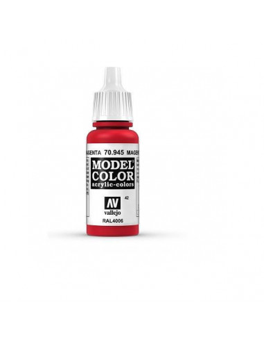 MODELCOLOR MATT MAGENTA (42) 17ML.