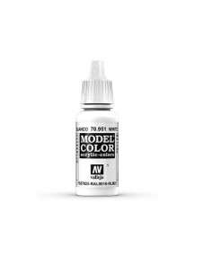MODELCOLOR MATT BLANCO (1) 17ML.