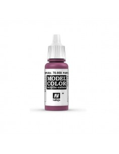 MODELCOLOR MATT PÚRPURA (44) 17ML.