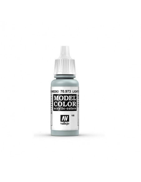 COLORES PARA MODELISMO MATT VERDE GRIS MEDIO(108) 17ML.