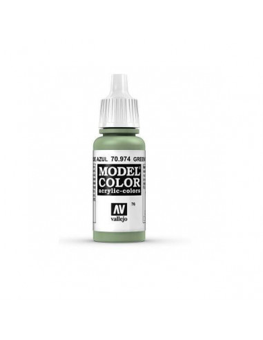 MODELCOLOR MATT VERDE AZUL (76) 17ML.