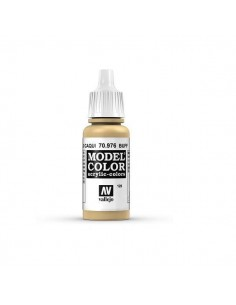 MODELCOLOR MATT AMARILLO CAQUI (120) 17ML.