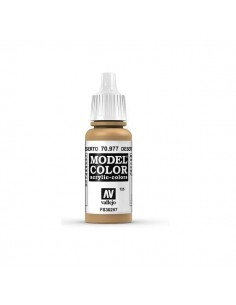 MODELCOLOR MATT AMARILLO DESIERTO (125) 17ML.