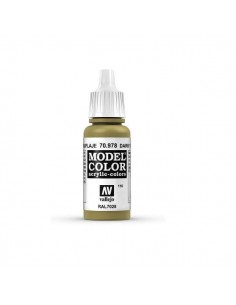 MODELCOLOR MATT AMARILLO CAMUFLAJE (116) 17ML.
