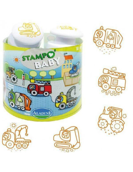STAMPO BABY MAQUINAS