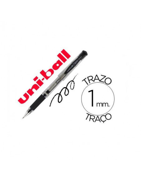BOLIGRAFO UNIBALL SIGNO BROAD COLOR NEGRO 1.0 MM