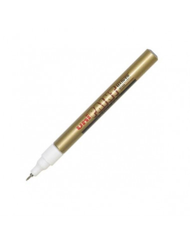 ROTULADOR PAINT MARKER COLOR ORO